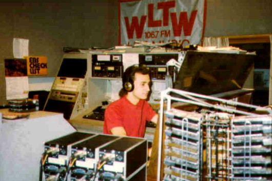 Early Career pic taken at WLTW New York.